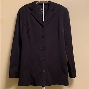 Vintage NY&CO long black blazer
